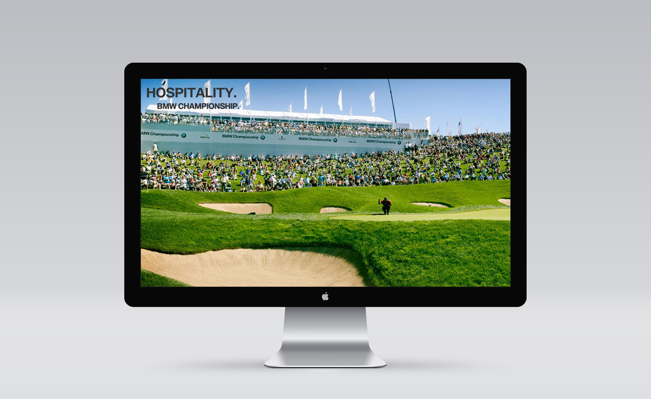 BMW Golfsport Screen 1