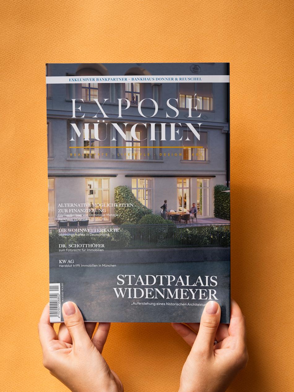 Expose magazin