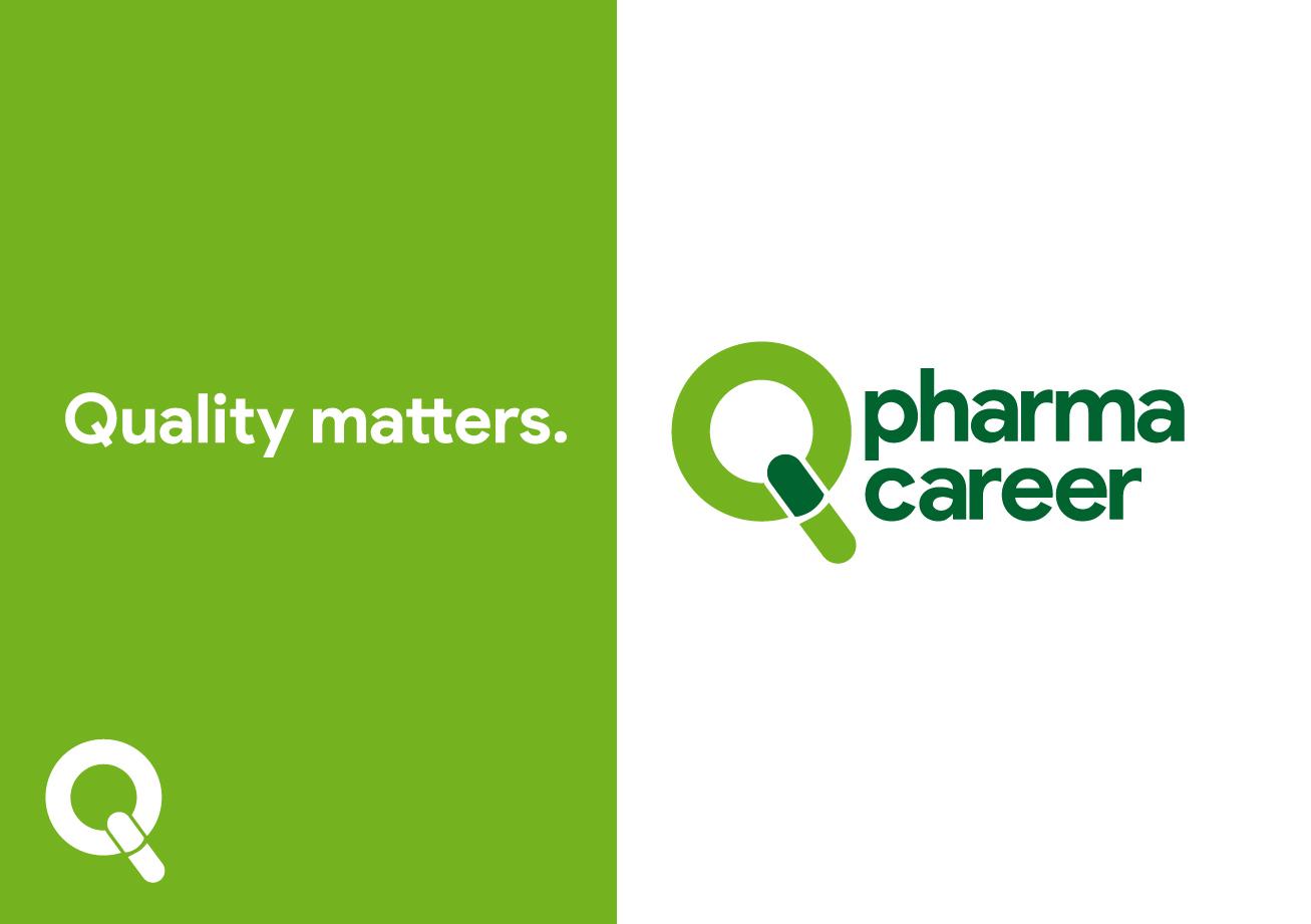 Logo und Claim Pharma Career