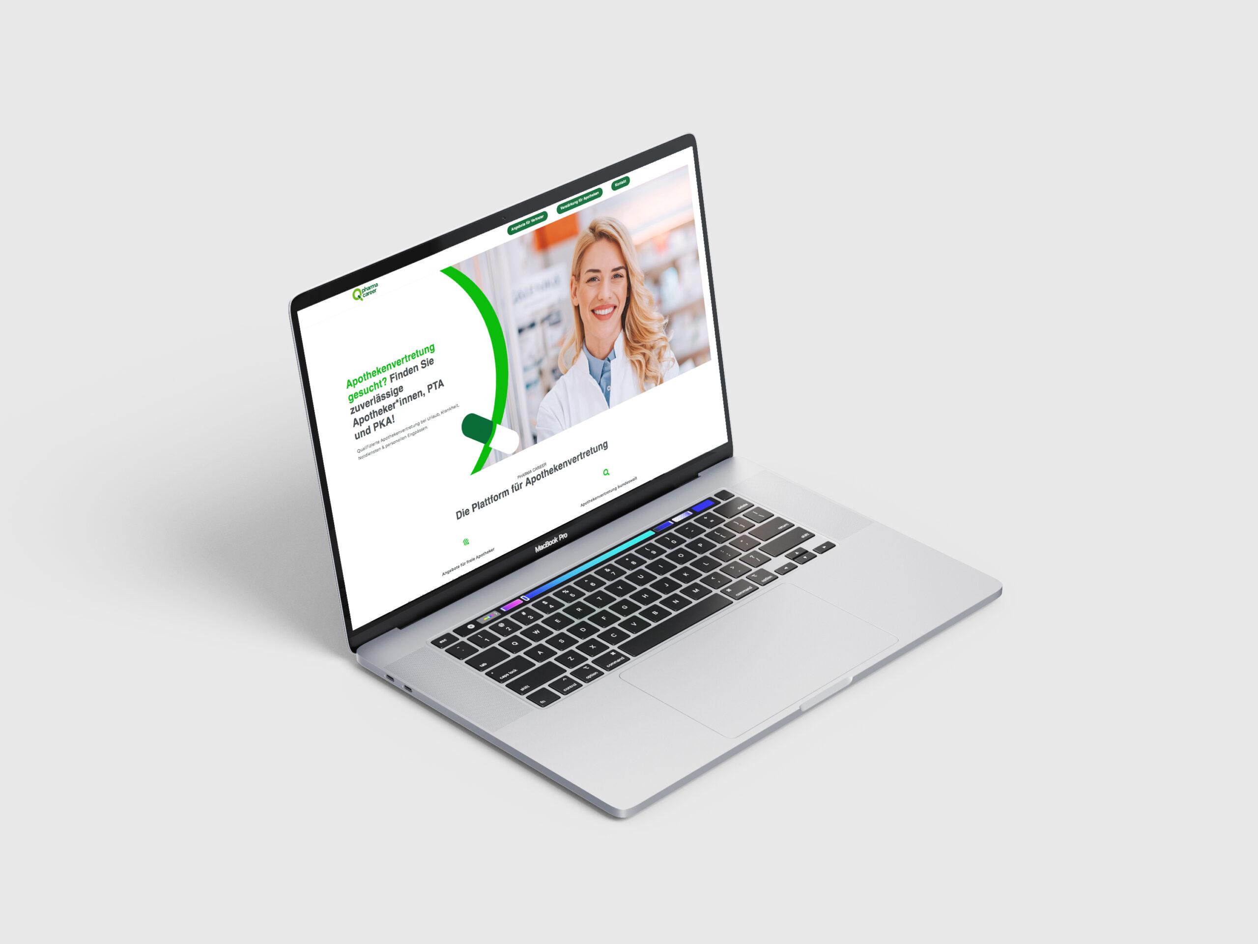 Homepage Pharma Career